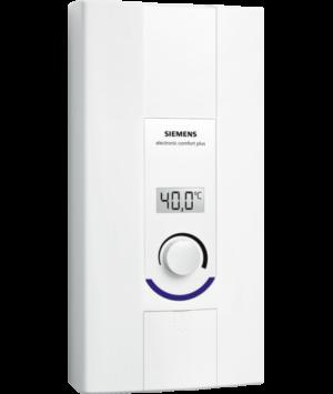 Bosch Siemens doorstroomverwarmer ook voor zonneboiler