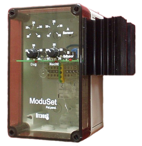 [..ES]2 ModuSet modulerende regeling voor vloerverwarming