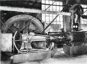 Warmtepomp uit 1877